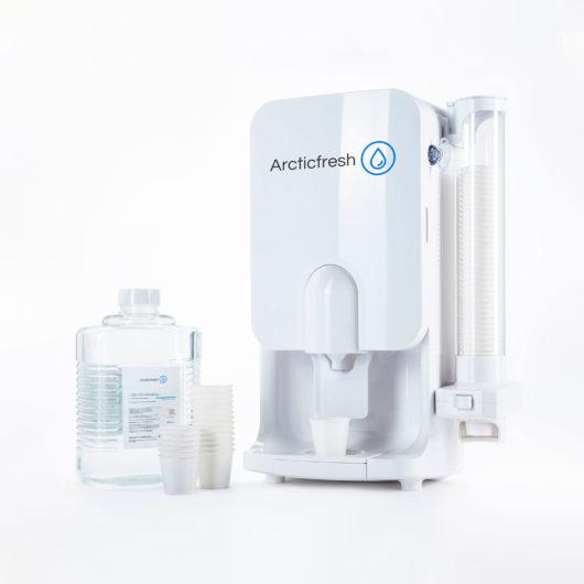Диспенсер с ополаскивателем для полости рта модели Comfort