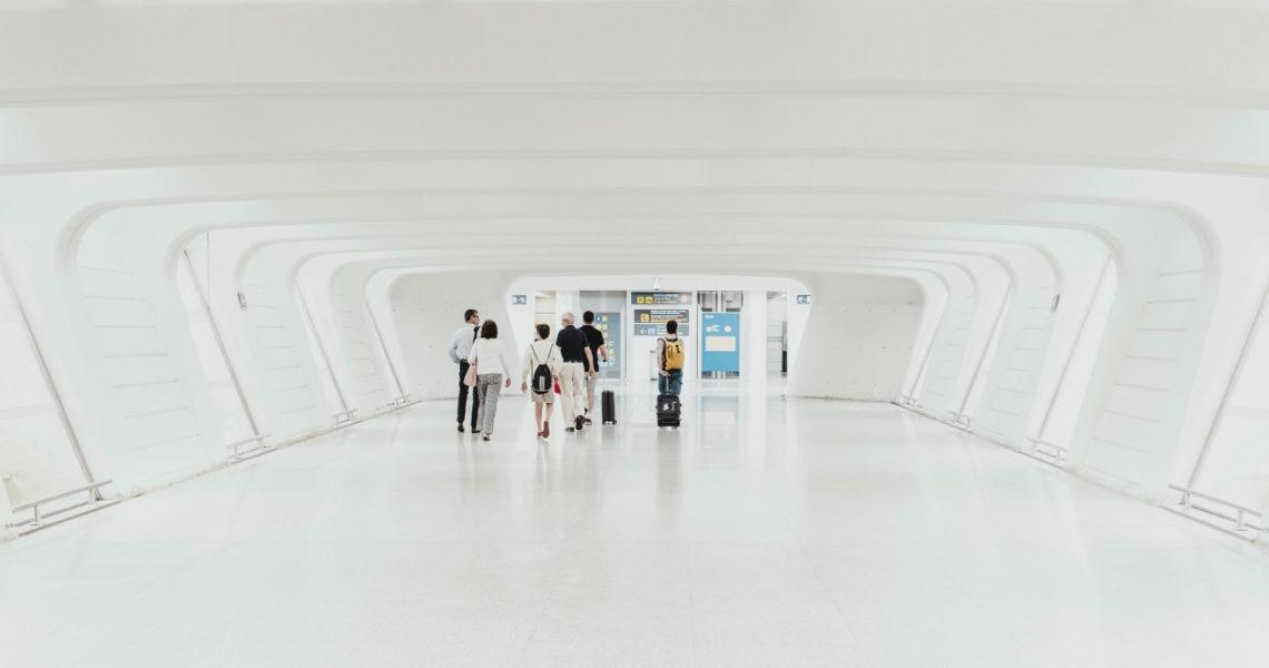 Оборудование для повышения качества сервиса в аэропорту