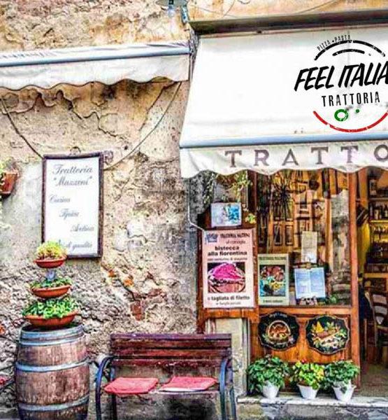 Траттория Feel Italian