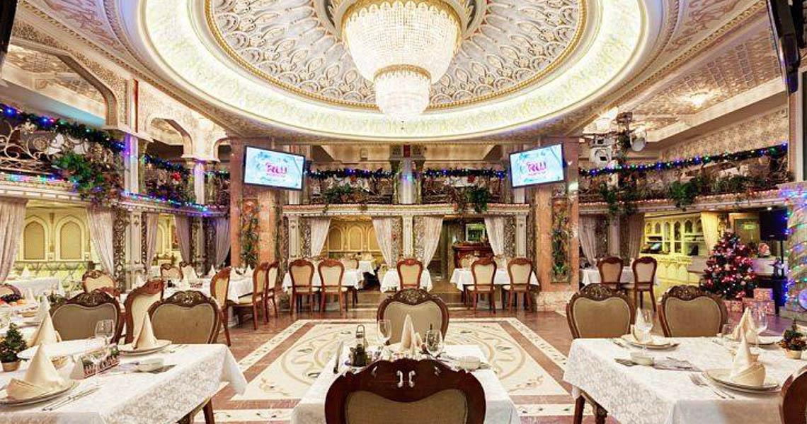 Ресторан Азербайджан, Москва