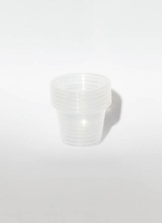 Пластиковые стаканчики для диспенсеров DentaLine